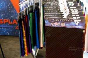 Cosplay Fabrics at C2E2 2016
