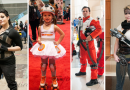 Cosplay and Costumes at C2E2