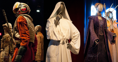 Star Wars and the Power of Costume Exhibit at FANgirl Blog
