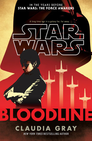 Bloodline Cover - Star Wars Book