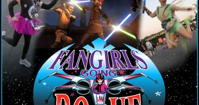 The Marvel Model, Lightsabers and #MortisArcLive on Fangirls Going Rogue #32