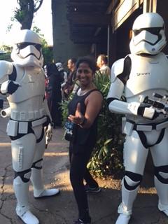 Linda SW Half Troopers