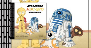 Star Wars ABC-3PO Review FANgirl
