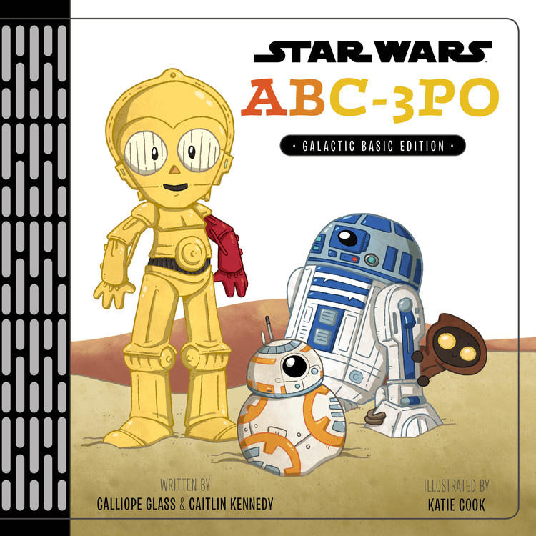 Star Wars ABC-3PO Cover