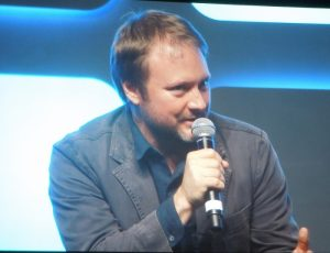 Celebration Europe Rian Johnson