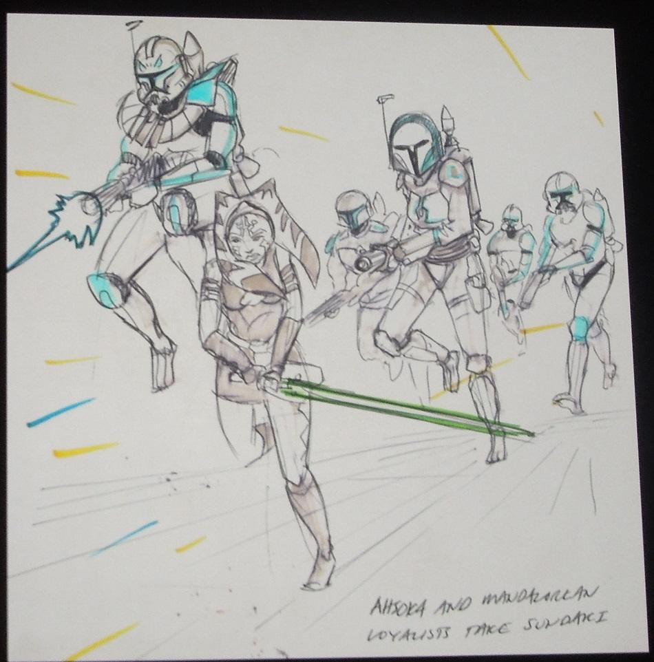 Ahsoka Anthology Movie? Celebration-London-Ahsoka-Untold-Siege-of-Mandalore