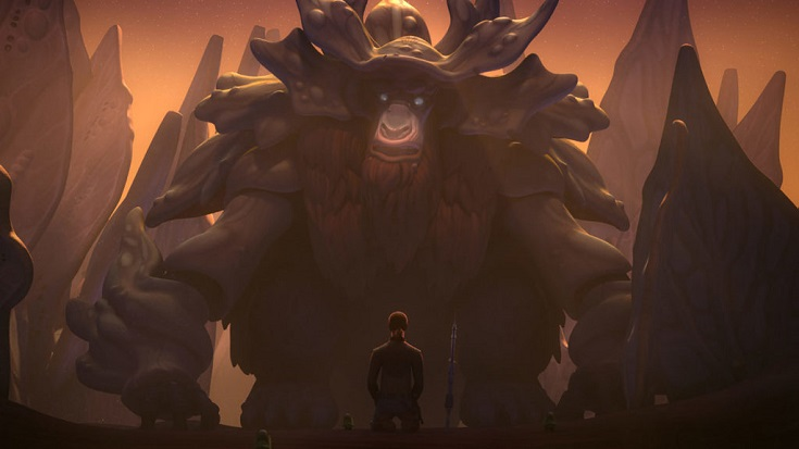 Rebels S3 Bendu
