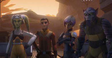 Rebels S3 Ghost crew