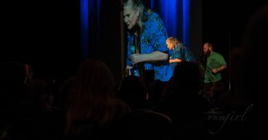 Carrie Fisher Panel Recap on FANgirl Blog