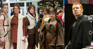 Wizard World Cosplay Photos on FANgirl