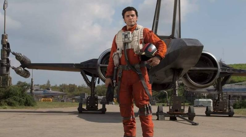 Poe Dameron feature
