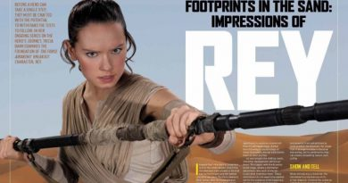 Star Wars Insider #167 Lets Rey's Light Shine