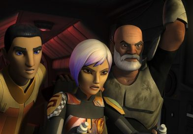 Star Wars Rebels Season Three Premieres Tomorrow!