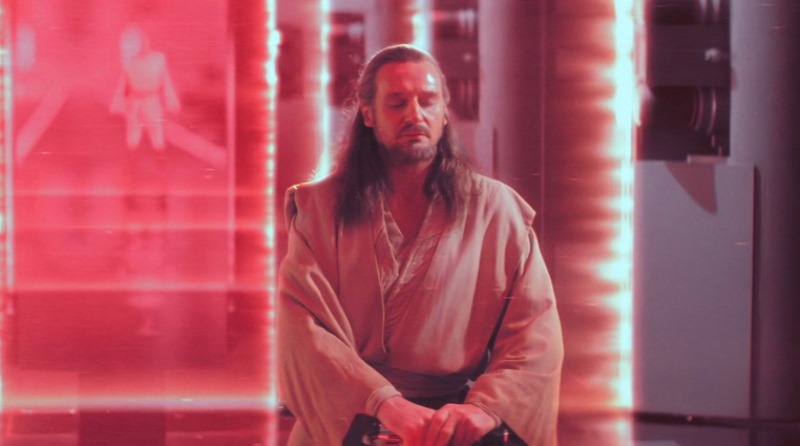 The Force Qui-Gon