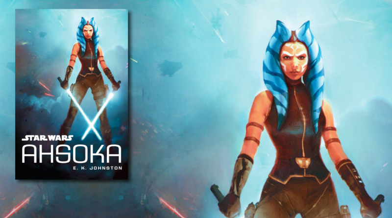Ahsoka Novel Reviewed on FANgirl Blog