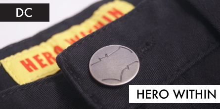 Batman Jeans from Hero Within