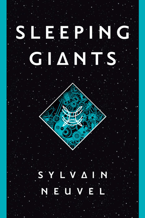 Sleeping Giants Book Cover