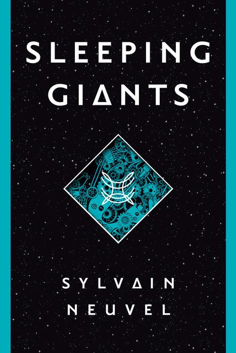 Sleeping Giants Book Cover