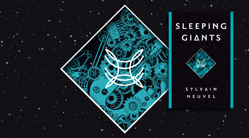 Sleeping Giants reviewed on FANgirl Blog