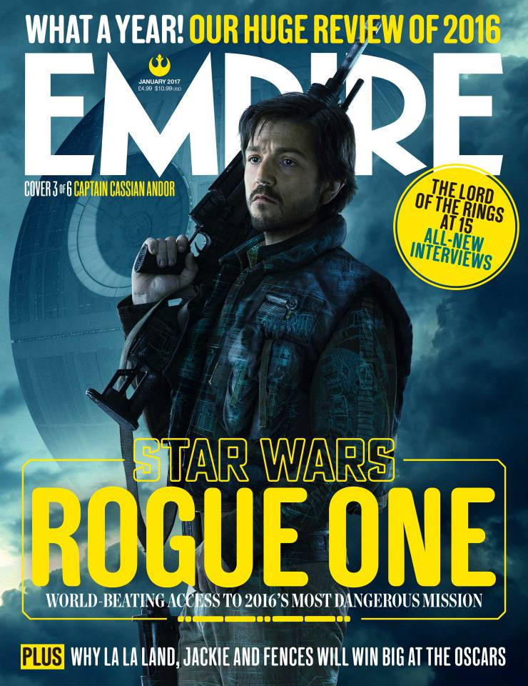 Diego Luna Empire cover