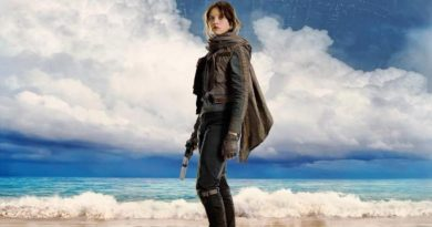 Jyn Rogue One