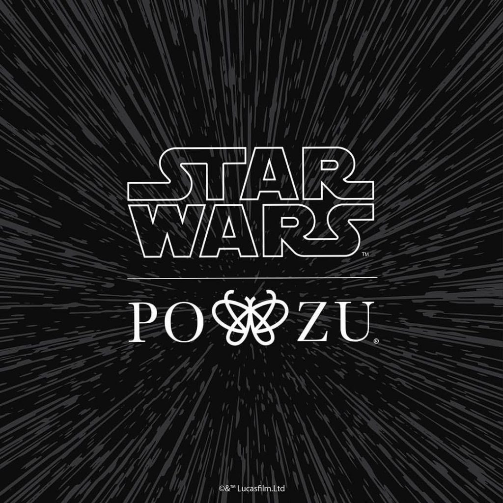 Star Wars and Po-Zu Collaboration Image