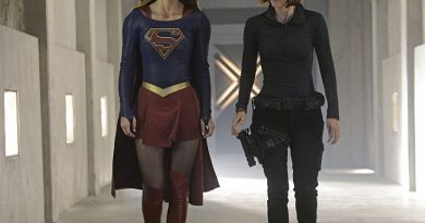 The Heroine's Journey in Supergirl (CBS/CW Television)