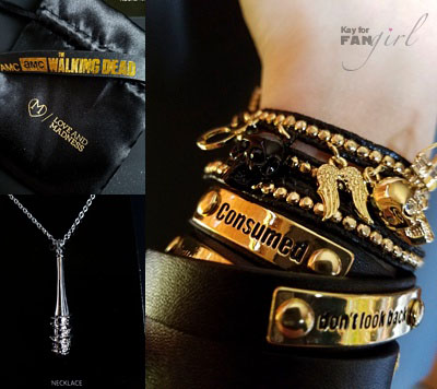 The Walking Dead Jewelry from Love and Madness Reviewed