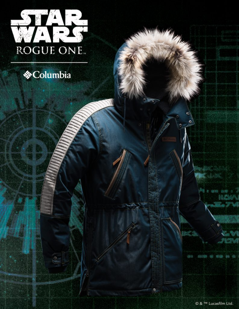 Cassian Andor Jacket from Columbia