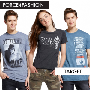 Force4Fashion Rogue One T-Shirts