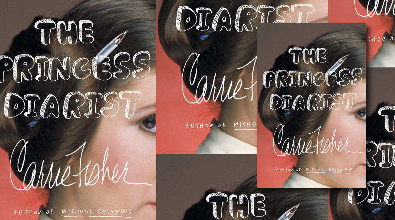 The Princess Diarist Reviewed on FANgirl Blog