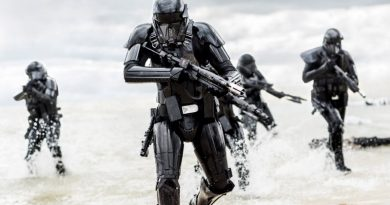 Rogue One Death Troopers
