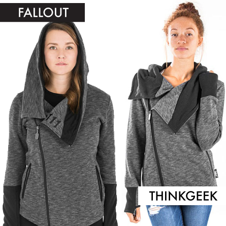 ThinkGeek Fallout Hoodies