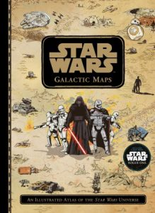 Star Wars Galactic Maps Cover