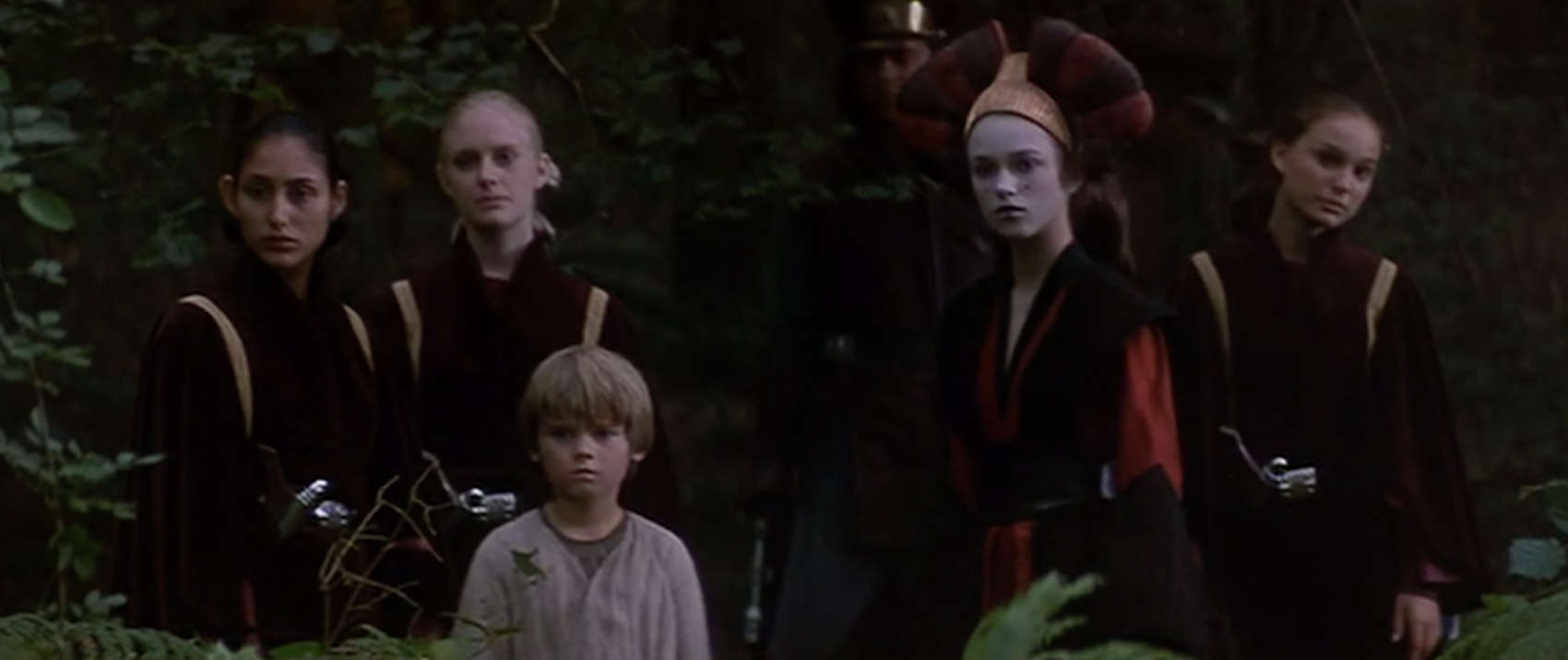 Good Rabe, Eirtae, Sache (dupe), and padme