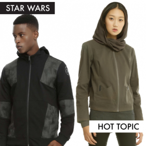 Rogue One Collection from Hot Topic