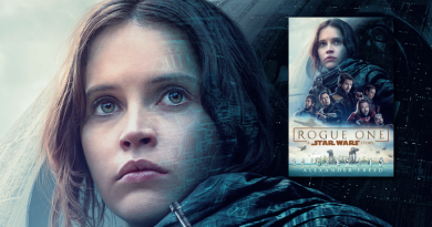Rogue One Novelization Reviewed on FANgirl Blog