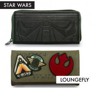 Loungefly Rogue One Wallets
