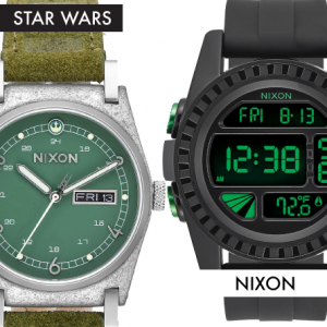 Nixon's Rogue One Watches