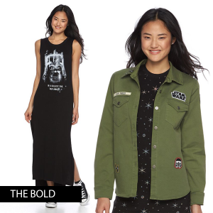 Dress and Jacket from Kohl's Rogue One