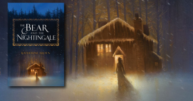 The Bear and The Nightingale Reviewed on FANgirl Blog