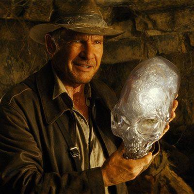 Crystal Skull fragility