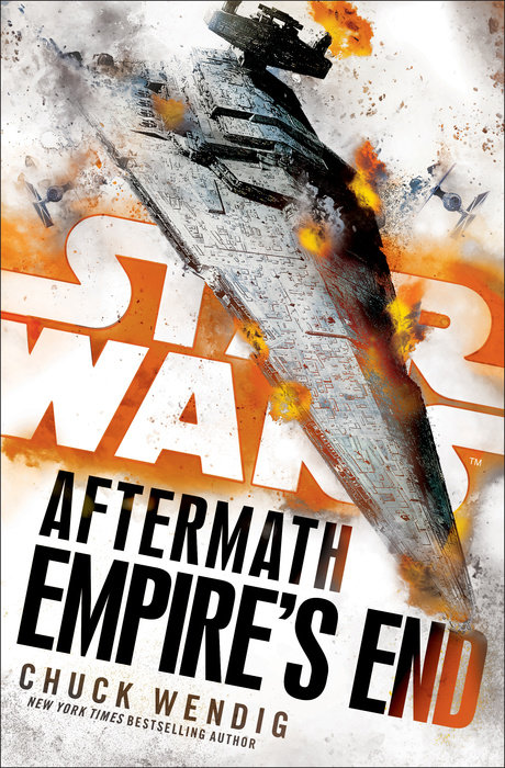 Star Wars Aftermath Empire's End cover