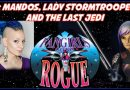 Verona Blue From Rogue One and The Force Awakens Joins Fangirls Going Rogue