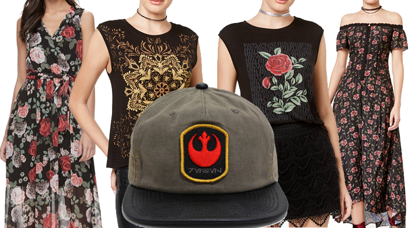 Geek Fashion from February on FANgirl Blog