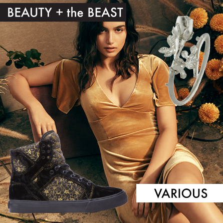 Beauty and the Beast Fashion Finds