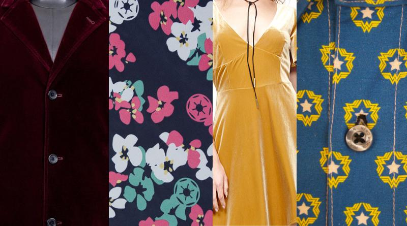 Fandom Fashion Finds for March 2017 on FANgirl Blog