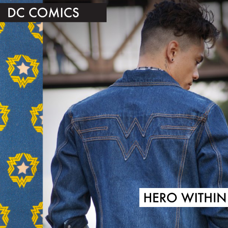 Wonder Woman designs from Hero Within Inc