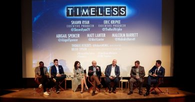 Telling Underrepresented Stories with NBC's Timeless