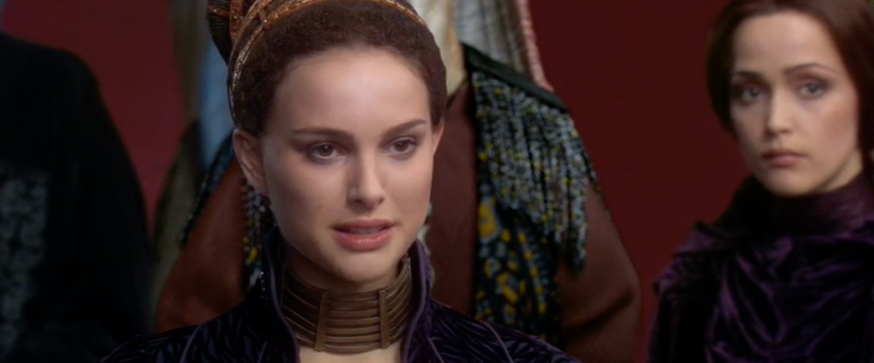 Padmé and Dormé
